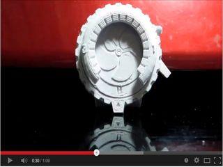3Dプリンタで妖怪ウォッチ零式作ってみた - YouTube