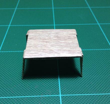 画像1:テーブル