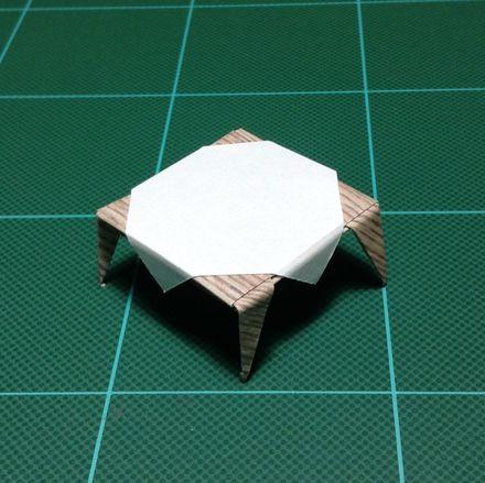 画像3:テーブルカバー