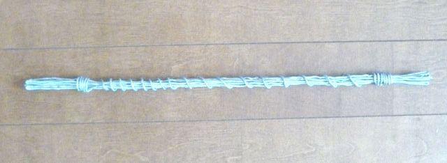 画像2:自作吸盤付きフレキシブルアーム