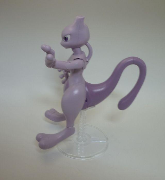 画像6:ポケモンのプラモデルを購入&組み立て - ミュウツー