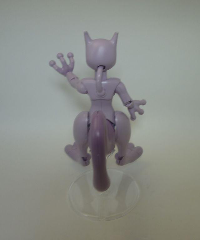 画像7:ポケモンのプラモデルを購入&組み立て - ミュウツー