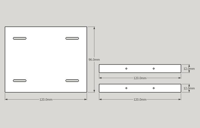 画像:HDD/SSDマウンタ