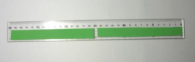 画像5:滑り止め定規(4)
