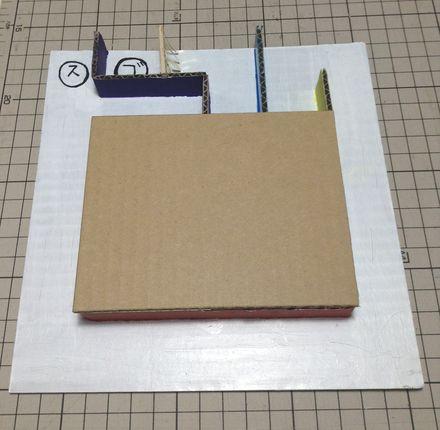 画像2:ビー玉迷路の工夫 5