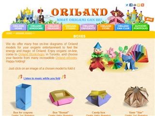 Origami Studio - ORILAND