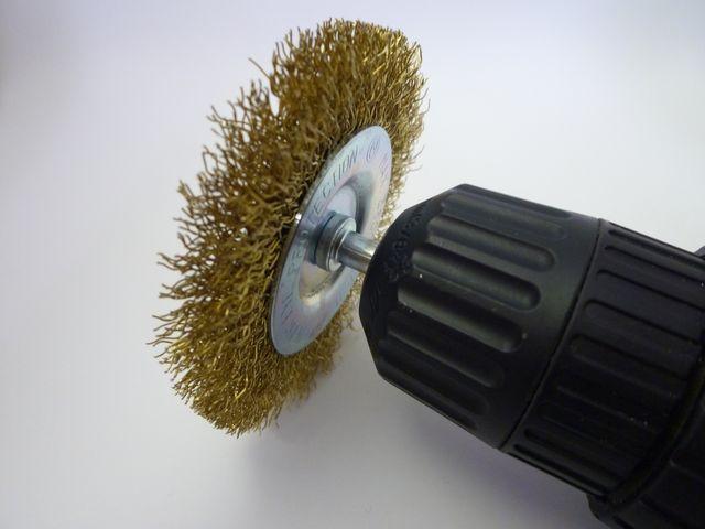 画像4:[100均] 電動ドリル用ワイヤーブラシを購入